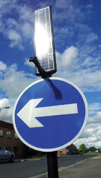 Led Road Signs And Traffic Signs From Greenshine Arabia Ltd
